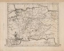 Galatia, cum vicinis regionibus, Phryngia, Cappadociae et Ponti parte, Paphlagonia, Bithynia, Pisidia etc. autore G.W.