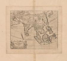 Delineatio Indiae Orientalis quae lumen dabit huic itinerario et historijs
