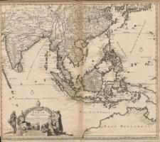 Indiae Orientalis nec non Insularum adiacentium nova descriptio auctore Joanne de Ram