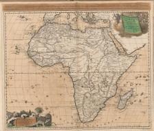 L'Afrique divisée suivant l'estendüe [!] de ses principales parties, ou sont distingues les uns des autres Les Empires Monarchies, Royaumes, Estats et Peuples, qui partagent aujour d'huij L'Afrique sur les relations les plus nouvelles par G. Valck