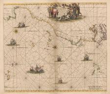 Barbariae et Guineae Maritimi a Freto Gibraltar ad Fluvium Gambiae cum Insulis Salsis, Flandricis et Canaricis