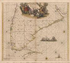 Tractus australior Americae Meridionalis, a Rio de la Plata per Fretum Magellanicum ad Toraltum