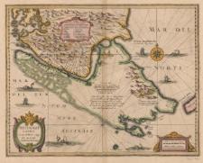 Freti Magellanici ac novi freti vulgo Le Maire exactissima delineatio