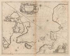 Nova et accurata Poli Arctici et terrarum circum iacentium descriptio
