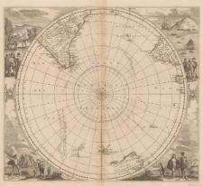 Polus Antarcticus. Terra Australis incognita