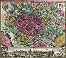 Wratislavia antiquissima et celeberrima Ducat. Silesiaci Metropolis [...]