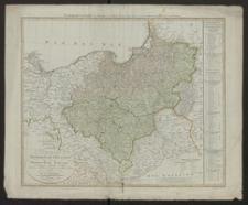 Charte vom Königreiche Preussen dem Herzogthume Warschau und den neuen Danzinger Gebiete. Nach dem zu Tilsit am 9 July 1807 geschlossenen Frieden entworfen von D.F. Sotzmann