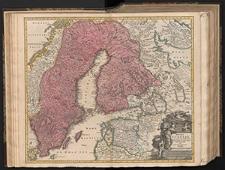 Regni Sueciae in omnes suas Subjacentes Provincias accurate divisi Tabula Generalis [...]