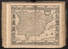 Nova et accurata Tabula Hispaniæ Præcipuis Urbibus, Vestitu, Insignibus, et Antiquitatibus exornata