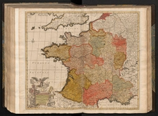 Accuratissima Galliæ Tabula Vulgo Royaume de France