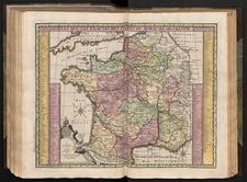 Les Routes Exactes Des Postes Du Royaume De France
