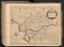 Carte De L'Evesché De Nantes : Dediée A Monseigneur Le Duc De Bourgogne