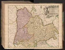 Delphinatus Præfectura quæ Gallis audit Gouvernement De Daufhiné Bipartitus in Superiorem, et Inferiorem